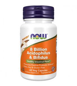 Acidophilus e Bifidus 8...
