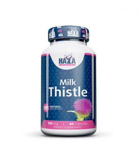 Milk Thistle 100mg 60cps