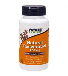 Natural Resveratrol 200mg...