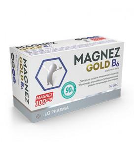Magnez GOLD B6 50tab