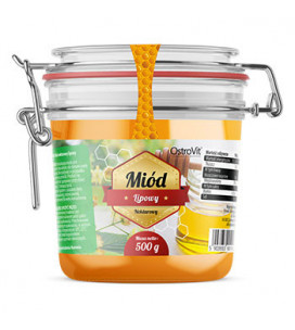 Linden Honey Tiglio 500g