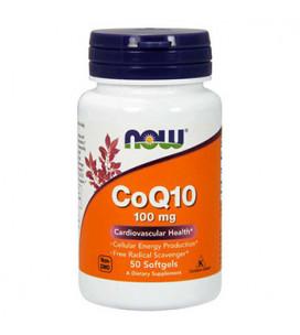 Coenzima Q10 100 mg 90cps
