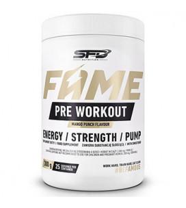 SFD Fame Pre Workout 300 gr