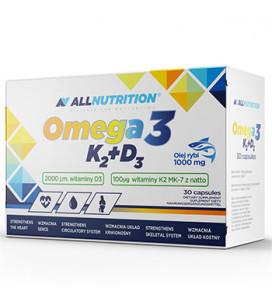 Omega 3 K2+D3 30 Cps