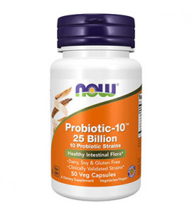 Probiotic 10-25 Billion 50cps