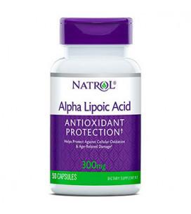 Alpha Lipoic Acid 300mg 50cps