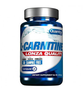 Quamtrax L-Carnitine 120cps