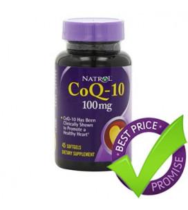 CoQ-10 100mg 30cps