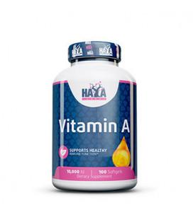 Vitamin A 10,000 IU 100cps
