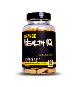 Orange Health IQ 90cps