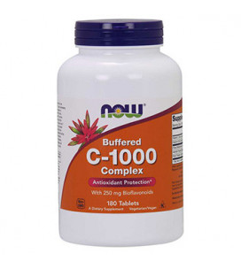 Vitamin C-1000 Complex 180tabs