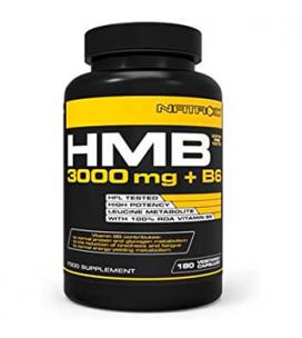 HMB 3000mg + B6 180cps