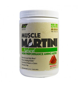 Muscle Martini Natural 345g