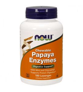 Papaya Enzymes 180 Chewable