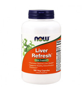 Liver Refresh 180cps