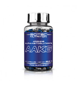 AAKG 750mg 100 cps
