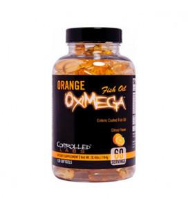 Orange Oximega Fish Oil 120cps