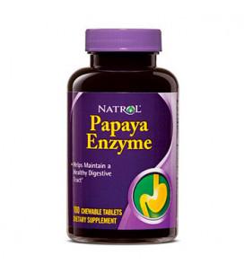 Papaya Enzyme 100 chewtable