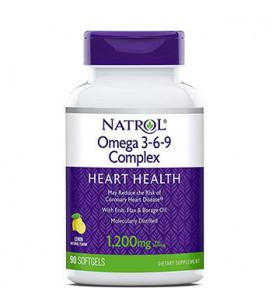 Omega 3-6-9 Complex 90softgel