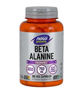 Beta Alanine 750mg 120cps