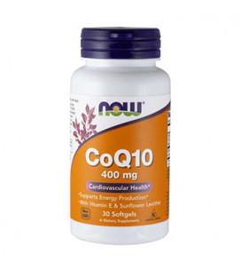 Coenzima Q10 400 mg 30...