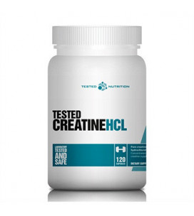 Tested Creatine HCL 120cps