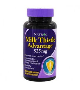 Milk Thistle Advantage 60cps