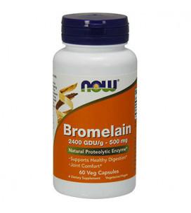 Bromelain 500mg 60 cps