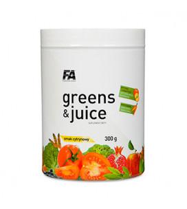 Greens & Juice 300g