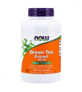 Green Tea Extract 400mg 250cps