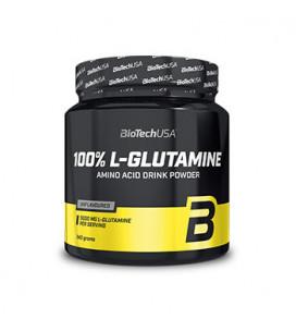 100% L-Glutamine 240g