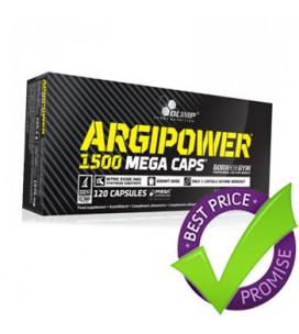 Argi Power 1500 Mega Caps...
