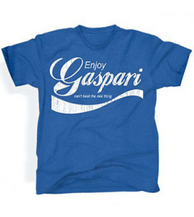 Enjoy T-Shirt Gaspari...