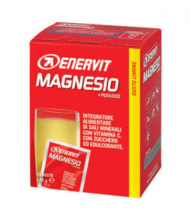 Magnesio e Potassio 10x8gr
