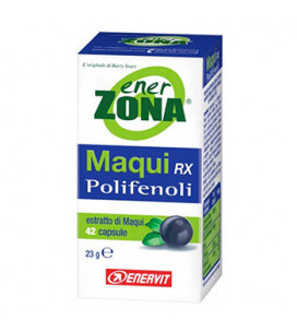 Maqui RX Polifenoli 42cps