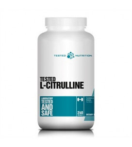 Tested L-Citrulline 240cps