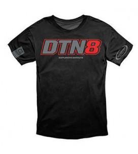 DTN8 Gaspari T-Shirt Black