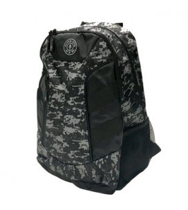 Gold's Gym Camo Backpack Zaino