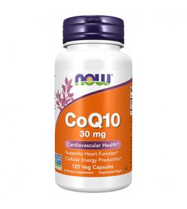 CoQ10 30 mg 120 cps
