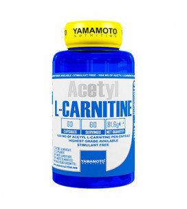 Acetyl L-Carnitine 60 cps