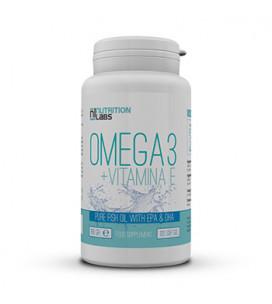 Omega-3 + Vitamina E 120cps