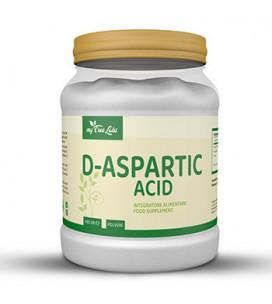 D-Aspartic Acid 400gr