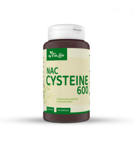 NAC Cysteine 600 90 cps